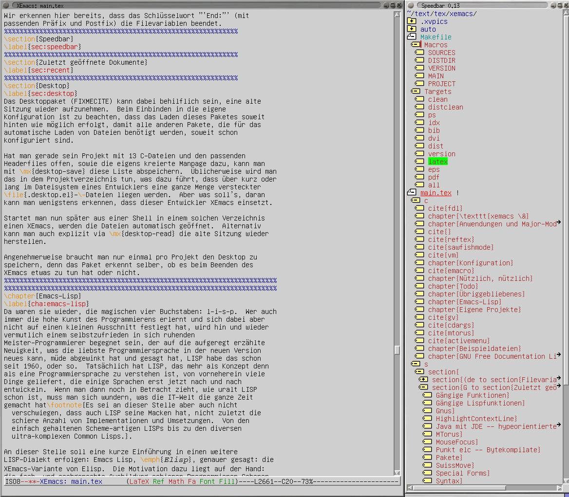 XEmacs-auf-deutsch 2 04 - Download, Browsing & More