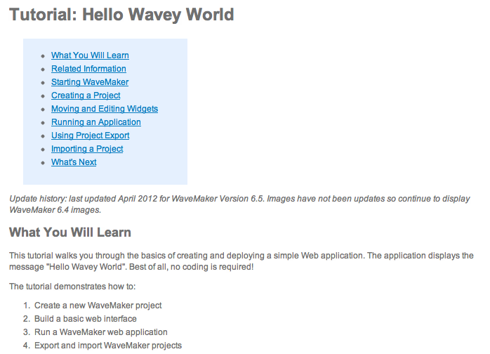 wavemaker 6 5 3 Release - Download, Browsing & More | Fossies Archive